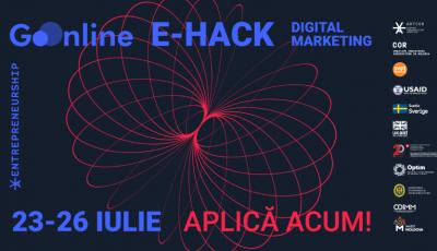 Noi oportunități de dezvoltare lansate de Artcor. Un hackathon dedicat marketingului digital va avea loc săptămâna viitoare