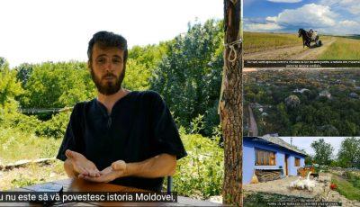 Un francez a venit să locuiască într-un sat din Moldova, după ce s-a îndrăgostit de țara noastră