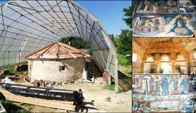Biserica Adormirea Maicii Domnului din Căușeni, restaurată cu sprijinul Ambasadei SUA în Republica Moldova