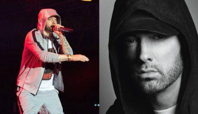 Eminem îi critică în noul videoclip pe cei care nu poartă măşti de protecţie