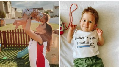 Mobilizare record pentru salvarea unei vieți! Micuțul Robert Grabazei a primit injecția Zolgensma, în valoare de 2,1 milioane de dolari