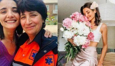 """Lilu, de ziua mamei sale: ,,Azi nu o pot îmbrățișa așa ca în poză"""""""