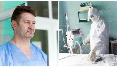 """Medicul reanimatolog al spitalului din Căușeni: ,,Sperăm că lucrurile se vor întoarce la normal. Sperăm, dar și credem"""""""