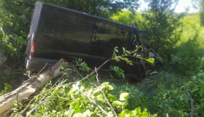 Accident la Soroca. Un șofer a murit pe loc, iar pasagerii au ajuns la spital