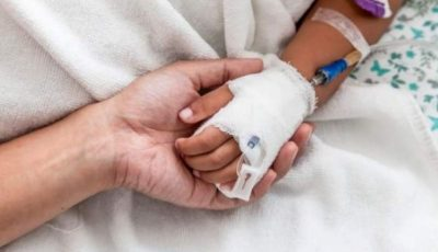 Un minor care conducea o motocicletă a tamponat un copil de 6 ani, în raionul Sângerei