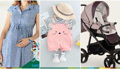 Top 10 produse pentru mămici și copiii lor: cumpărături eficiente în sezonul estival