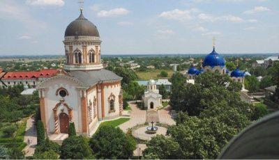 Un cleric de la mănăstirea Noul Neamţ a fost răpus de Covid-19