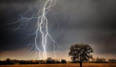 Un bărbat din raionul Anenii Noi a fost ucis de fulger