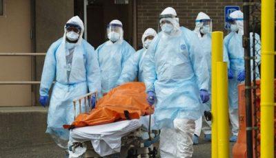 SUA: peste 70.000 cazuri noi de Covid-19 și 1.000 de morți, în doar o zi