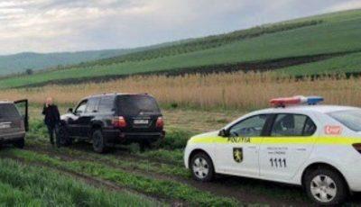 Un bărbat de 40 de ani a fost găsit împușcat pe un câmp din Leova