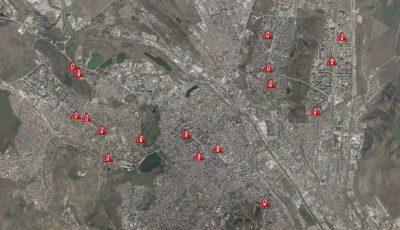 A fost lansată harta online cu adresele construcțiilor problematice din Chișinău