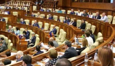 Doi deputaţi din Parlament sunt confirmaţi pozitiv cu Covid-19