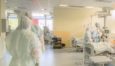 Un medic reanimatolog, șef de secție la Spitalul Republican, s-a infectat cu noul coronavirus