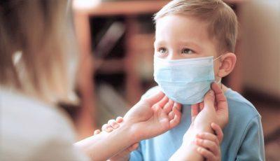Peste 1.000 de copii, testați pozitiv cu noul coronavirus în Republica Moldova