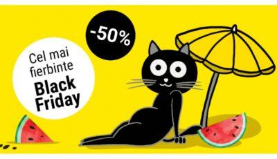 Top Shop anunță Cel mai fierbinte Black Friday – Reducere -50% la articolele selectate!
