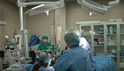 Tumoare pe creier, eliminată prin metodă minim invazivă de către medicii moldoveni