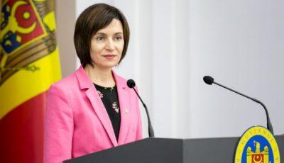 Maia Sandu este candidata PAS la alegerile prezidențiale din noiembrie