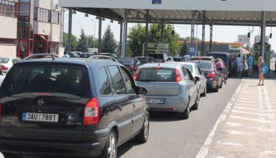 Peste 80 de mii de moldoveni au traversat frontiera de stat într-o săptămână