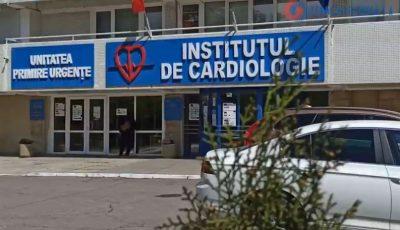 Clădirea Institutului de Cardiologie va fi conectată la apă caldă prin PTI