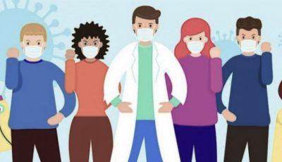 Cei 3 paşi simpli care pot reduce răspândirea pandemiei de Covid-19