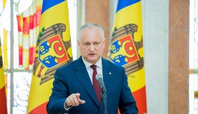 Igor Dodon vrea să aducă în Moldova vaccinul rusesc anti-Covid