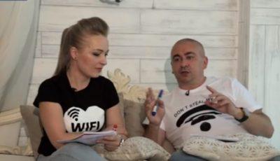 Dinu şi Tatiana Ţurcanu: Ce te faci dacă n-ai wi-fi în relaţie? Sau cum tehnologiile ne rup din cuplu
