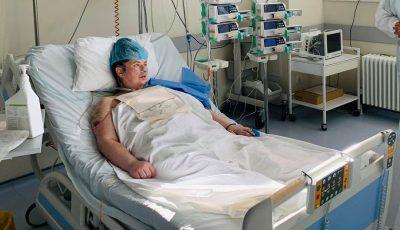 De 5 săptămâni luptă cu Covid-19. O gravidă în stare gravă, a fost intubată în timpul operației de cezariană