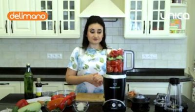 """Corina Ţepeş: """"Cea mai bună soluţie de imunizare a copiilor este mâncarea pe care le-o găteşti"""""""