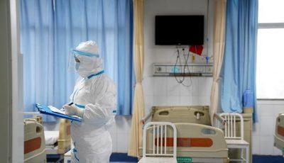 Record de cazuri active în Moldova: 9.859 de moldoveni se tratează de Covid-19