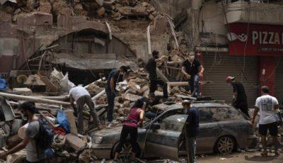 Comunitatea internaţională a mobilizat 252,7 milioane de euro pentru Liban