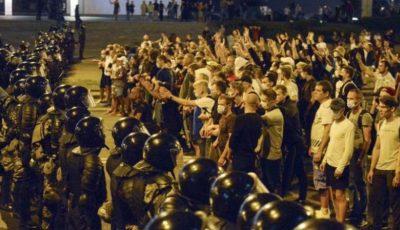 Internetul a fost oprit în Belarus. Autorităţile neagă că ar fi provocat neregulile
