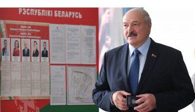Aleksandr Lukaşenko a fost reales președinte cu peste 80% din voturi, anunţă Comisia Electorală Centrală din Belarus