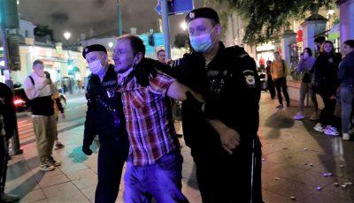 Belarus. A patra noapte de proteste anti-Lukaşenko: peste 6.000 de reținuți și 2 morți