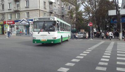 Din 1 septembrie, se modifică itinerarul unei curse de autobuze din Capitală