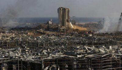 Liban: peste 200.000 de oameni au rămas fără case. Țara mai are grâu doar pentru o lună