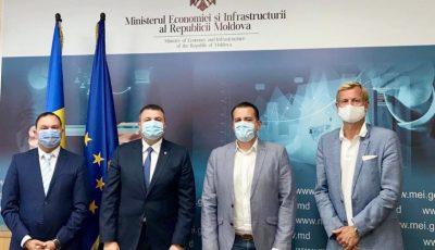 Două companii germane deschid unități de producere în Republica Moldova