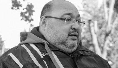 Medicul echipei naționale a Ucrainei a decedat de Coronavirus la doar 48 de ani