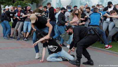 Proteste în Belarus: cel puțin 80 de persoane sunt date dispărute
