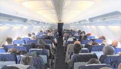 O femeie din Coreea ar fi luat coronavirus din toaleta avionului, spun epidemiologii