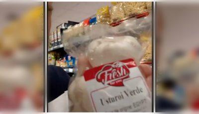 Usturoi din Egipt, pe rafturile magazinelor din Moldova