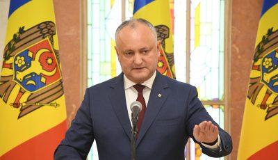 Igor Dodon ar putea fi primul moldovean care va testa vaccinul din Rusia