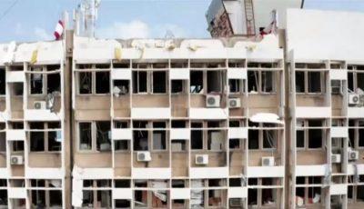 Cum arată capitala Libanului la 16 zile după explozia devastatoare. Imagini filmate cu drona