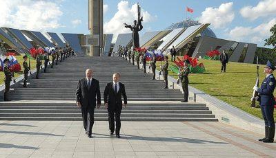Rusia confirmă oficial că ar putea interveni în Belarus
