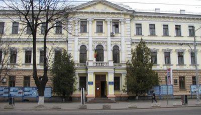 Universitatea Tehnică din Moldova pregăteşte mai multe scenarii pentru noul an de studii