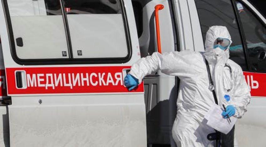 Foto: Coronavirus: Rusia a depășit pragul de 15.000 de decese asociate infecției