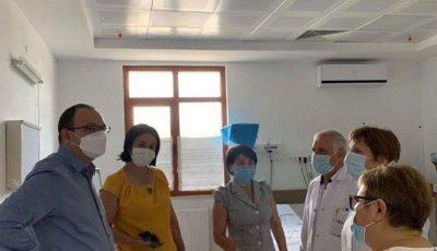În UTA Găgăuzia, se deschide o secție suplimentară pentru tratarea copiilor infectați cu Covid-19