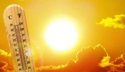 Meteorologii au emis Cod galben de caniculă, valabil toată săptămâna curentă