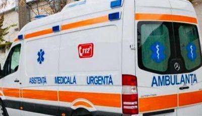 Tragedie în Capitală. Un copil de doi ani a căzut de la etajul 5 al unui bloc de locuit