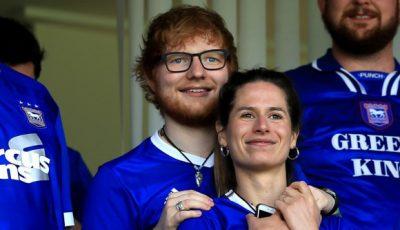 Ed Sheeran devine tată la 29 de ani. Soția lui este prima iubire din liceu a artistului
