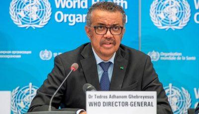 OMS: Pandemia încetineşte la nivel mondial, cu excepţia a două regiuni